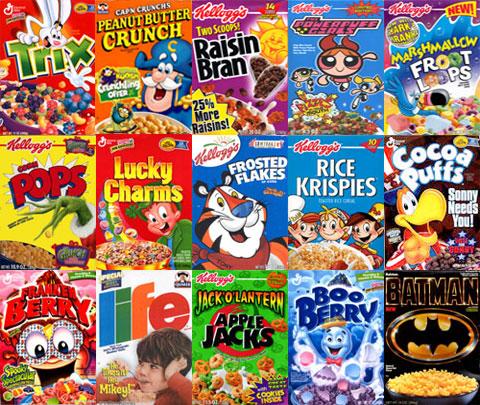 Miranda 39 s mumbles murmurs and mutterings breakfast cereal for American cuisine movie online