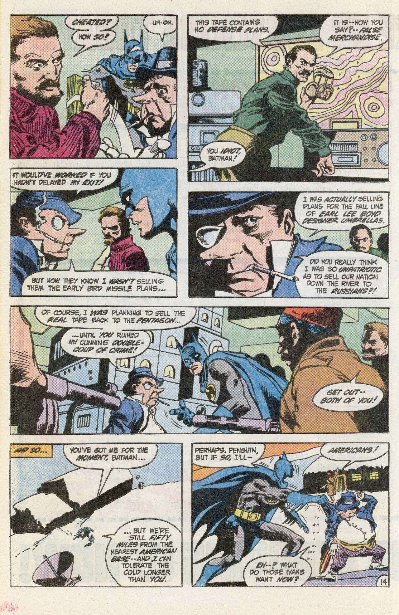 Detective Comics (1937) Issue #541 Page 19