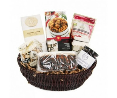 Add Romance With Gift Basket