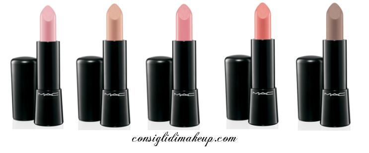 mineralize lipstick edizione limitata mac