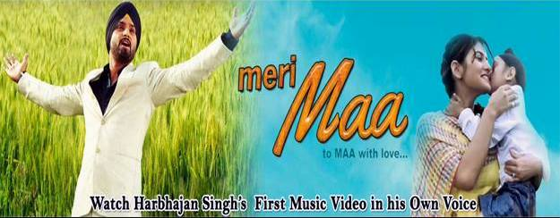 Harbhajan Singh Meri Maa Song Video Full