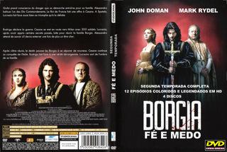 BÓRGIA - FÉ E MEDO - SEGUNDA TEMPORADA COMPLETA