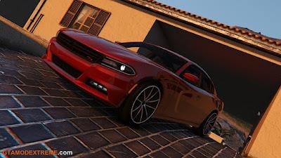 Baixar carro Dodge Charger RT 2015 Para GTA V