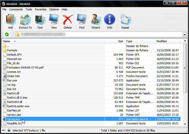 RAR (Mac) - Download