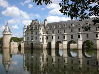 Châteaux Chenonceau, Loire