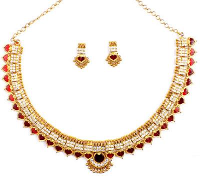 Prince Jewellery Necklace designs