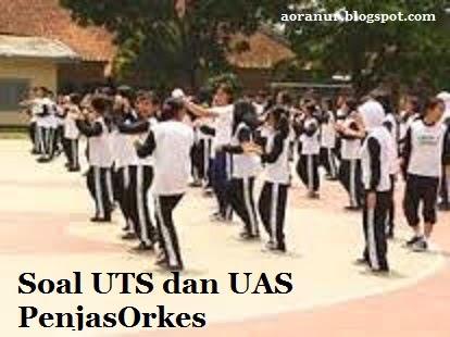 Download Soal Uas Gasal Penjasorkes Sd Berbagi Kurikulum 2013