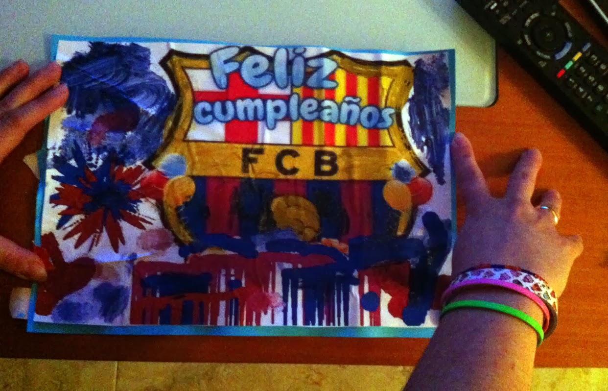 Un blog para daniel feliz cumplea os - Lucio barcelona decoracion ...