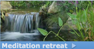 Learn TM on a retreat: