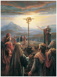 The Age of the First Resurrection and the First Death - the Son of Man MUST be lifted UP
