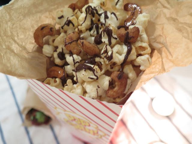 luxury popcorn