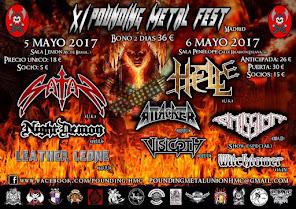 XI Pounding Metal Fest