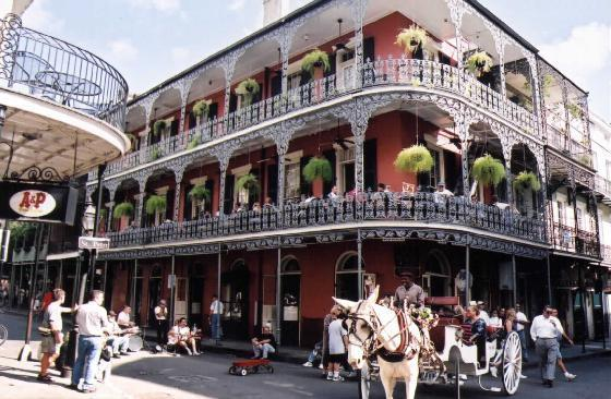 Our awesome roadtrip sweet new orleans for Go to new orleans