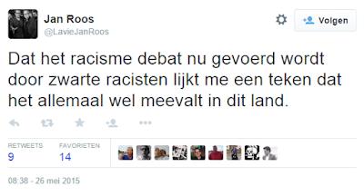 Racisme volgens Jan Roos (#Powned)