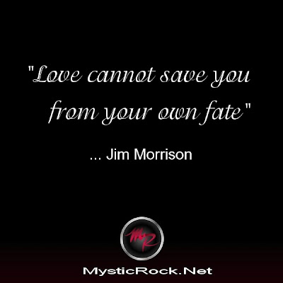 Jim Morrison Quote on Love