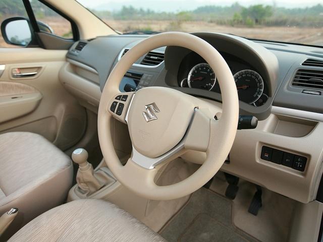 Interior Mobil Suzuki Ertiga