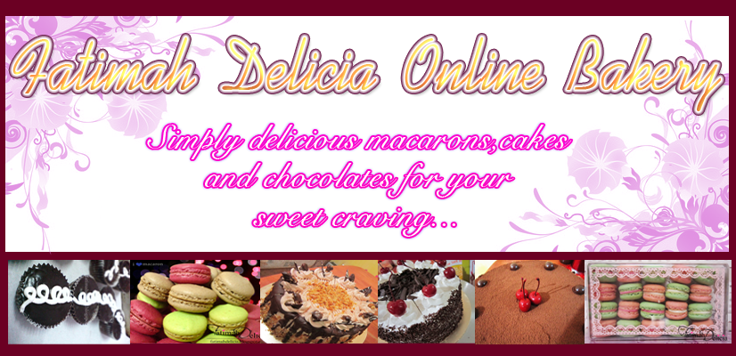 Fatimah Delicia Online Bakery