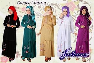 Busana Muslim (Gamis)