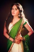 Haritha glamorous photo shoot-thumbnail-3