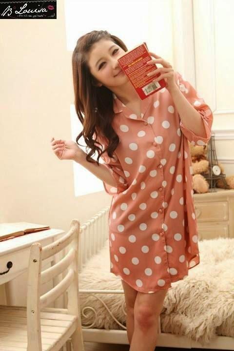 Dress Baju Tidur SL1022
