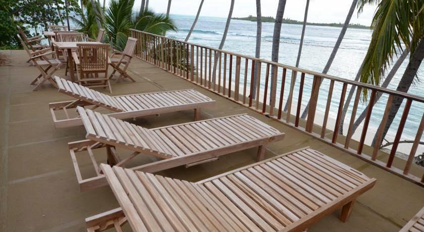 Batuta Maldives Surf View Guesthouse