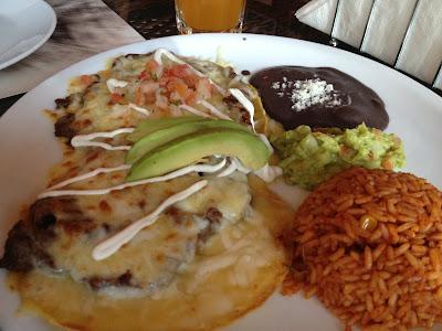 Salsa Restaurant La Parillada