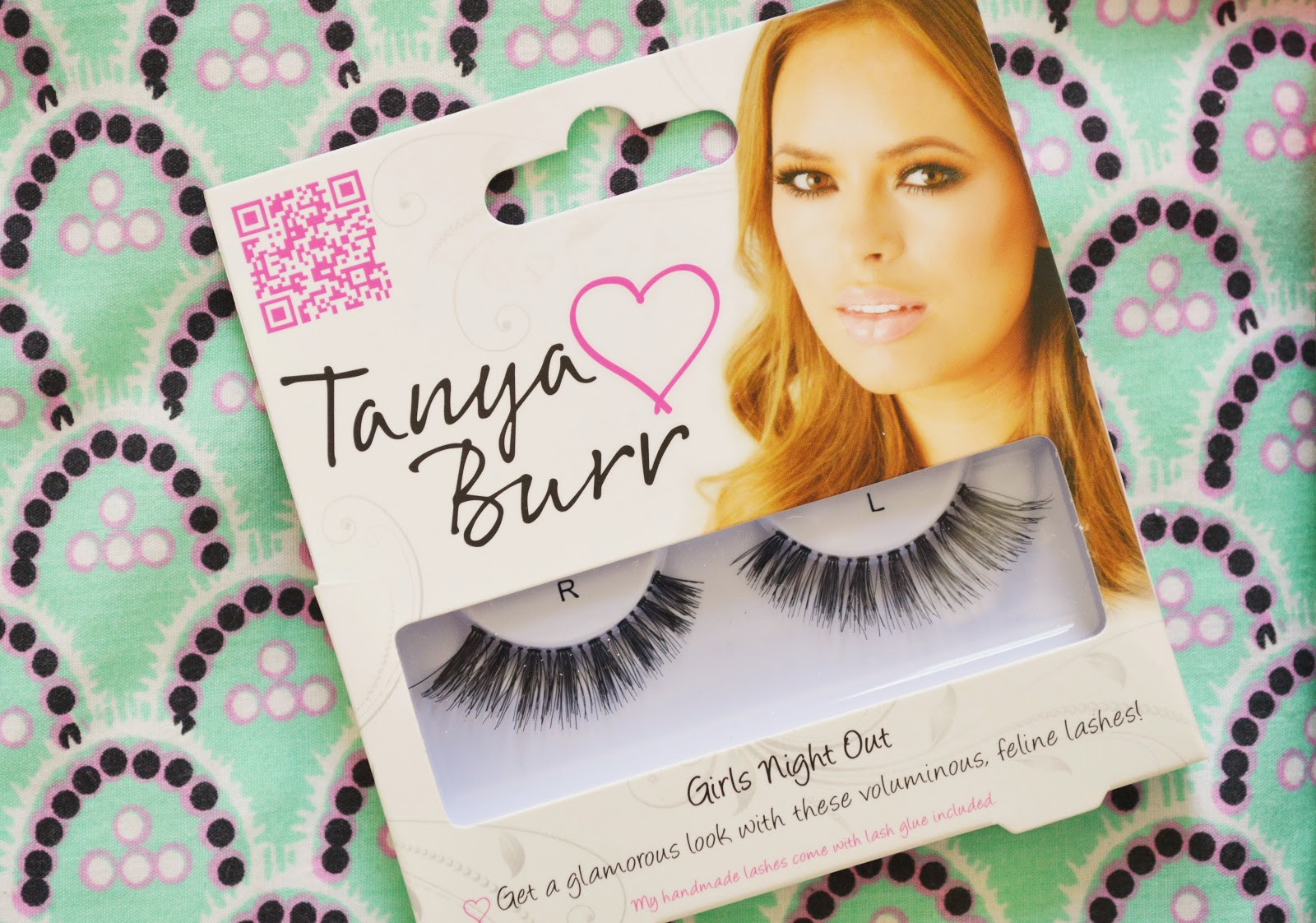 Tanya Burr Girls Night Out Fake Eyelashes