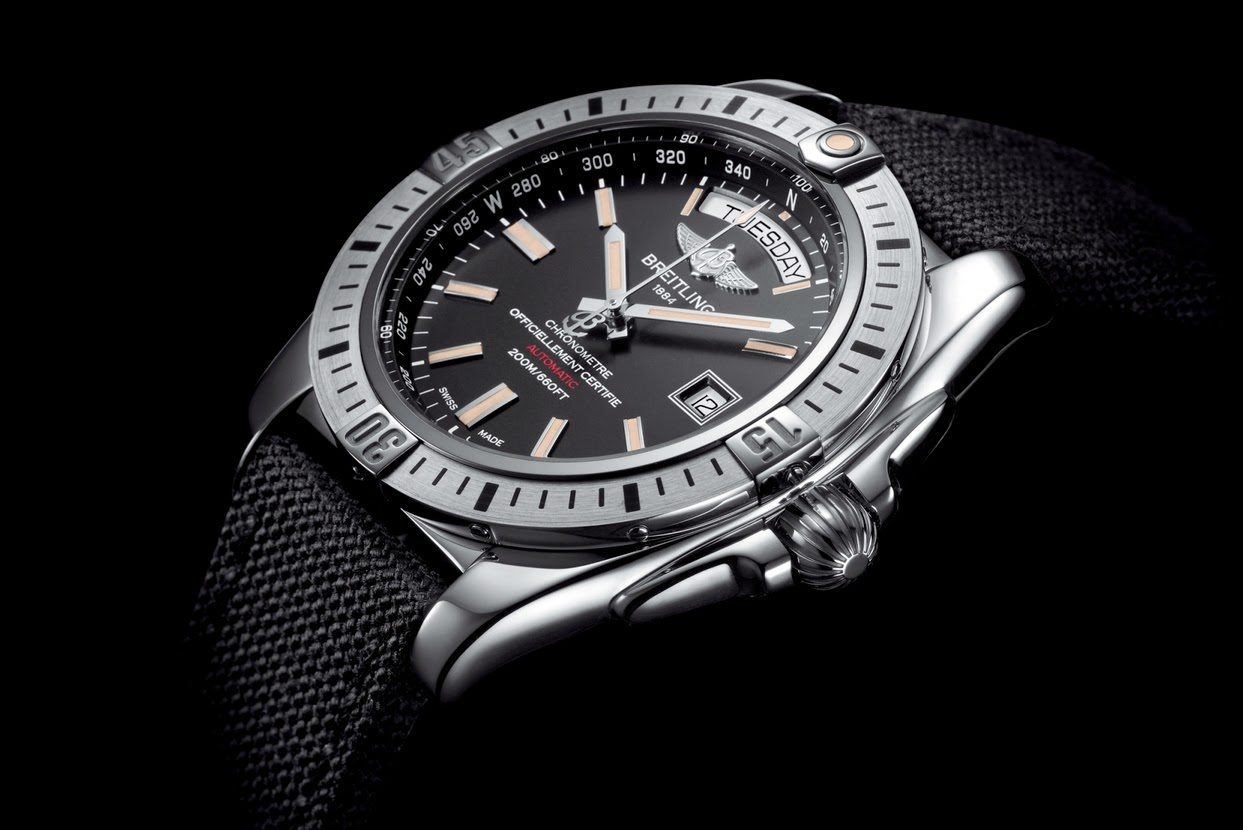 BREITLING GALACTIC 44 MM