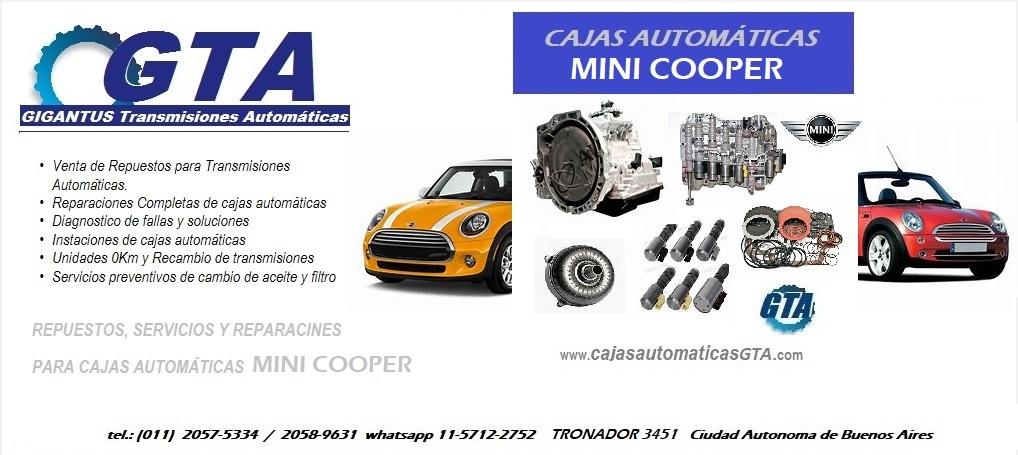 Caja Automática MINI Cooper