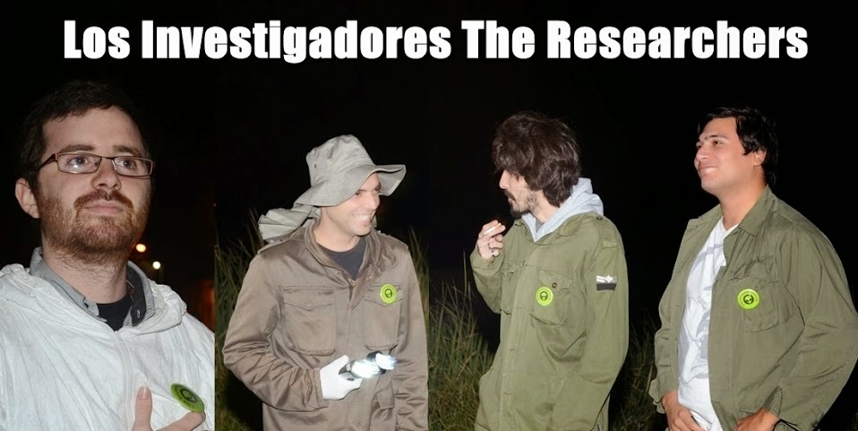 Los Investigadores The Researchers