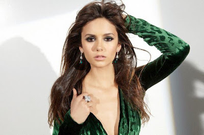 The Vampire Diaries - What a Hot Look of Nina Dobrev!!!