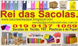 SACOLAS ECOLOGICAS