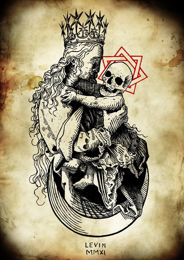Hot Rod T Shirts >> ZERO6 arte/desordem [art/mess]: Tattoo Artist - Ien Levin
