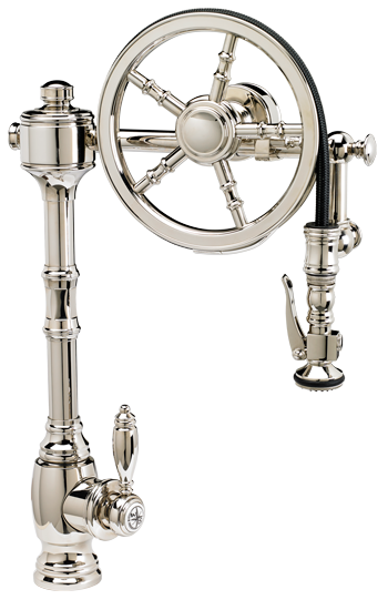 faucet with sprayer repair