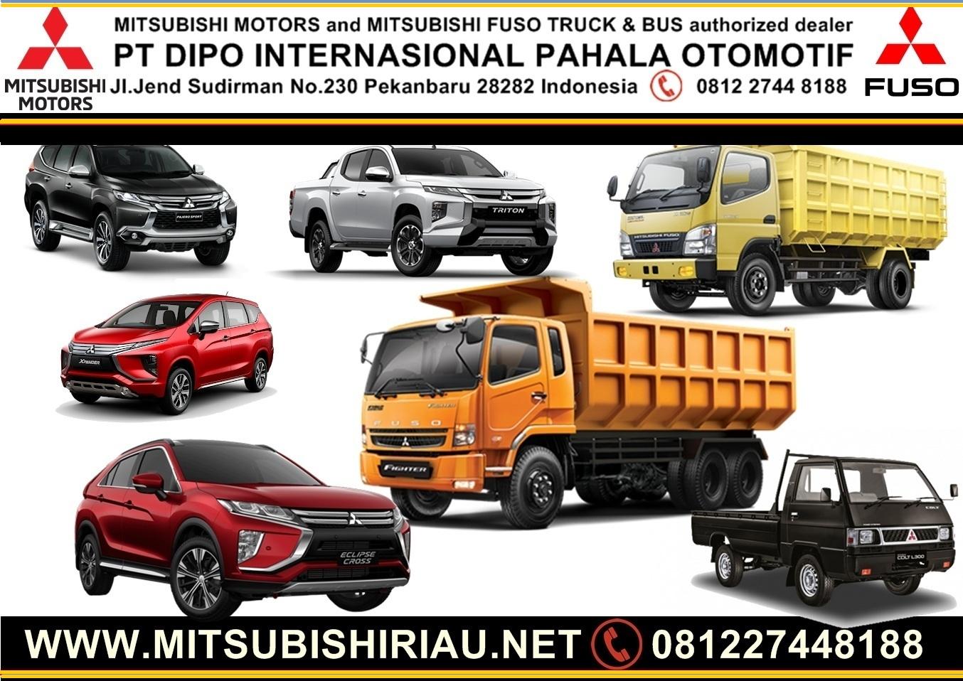 Mitsubishi Pekanbaru-Harga dan Kredit Mitsubishi Pekanbaru Riau Januari 2020