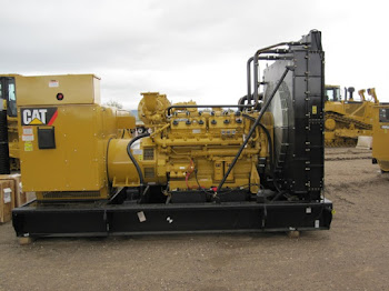 PLANTA ELECTRICA CAT-750 KW.