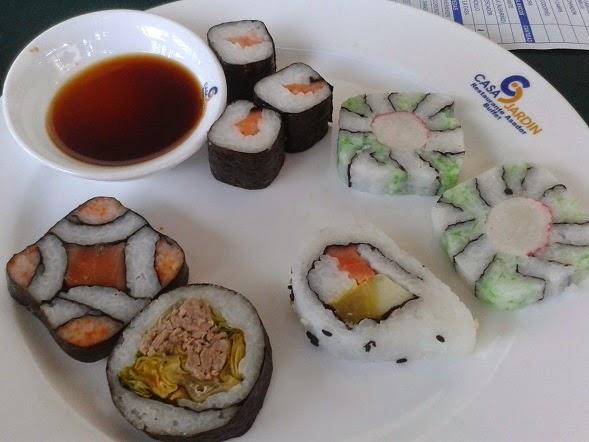 Viajes hoteles y restaurantes restaurante casa jard n for Casa jardin buffet