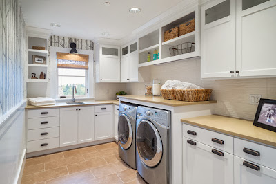 Making a Comfortable Laundry Room Design