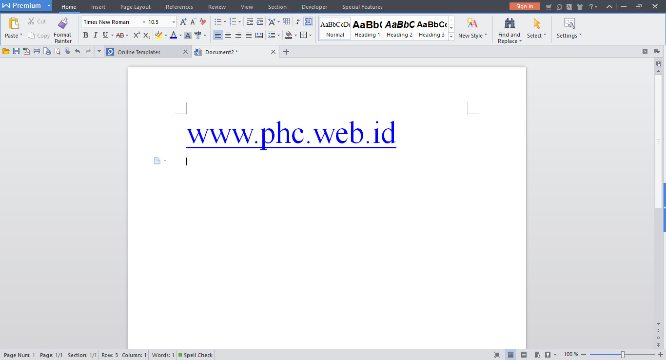 Wps Office 10 Versi 10 2 0 5908 Terbaru 2017 Download Software Pc Dan Tutorial Komputer Gratis
