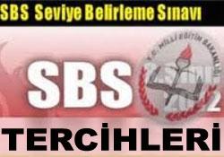 SBS Tercihleri Ne Zaman Bitecek 2013