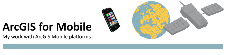 ArcGIS for Mobile