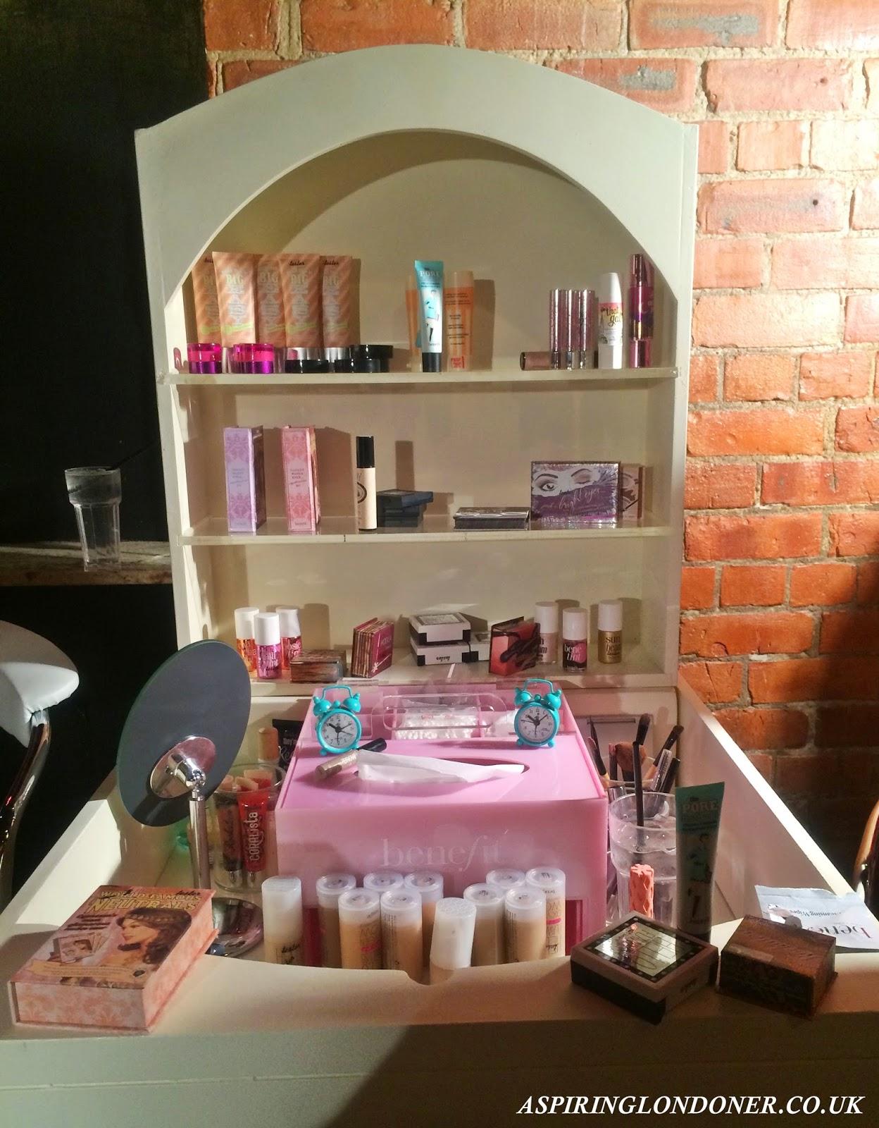 Benefit Cosmetics Porefessional PoreOclock Newcastle Event - Aspiring Londoner
