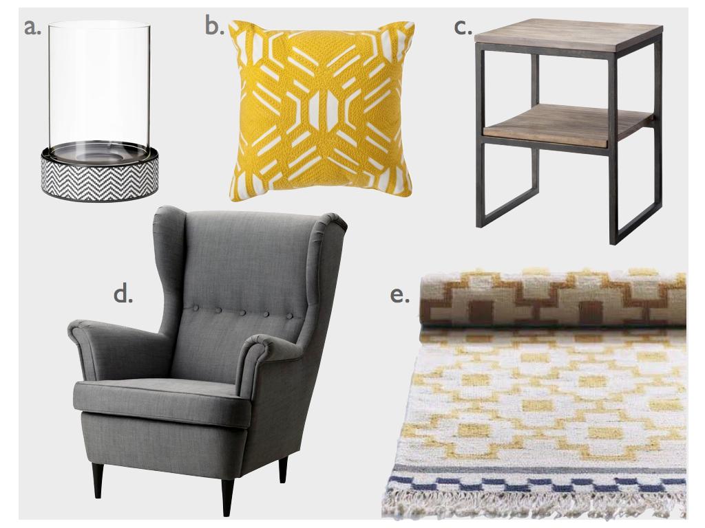 beautiful elysium: Monday E-Design: Ikea u0026 Target Deliver