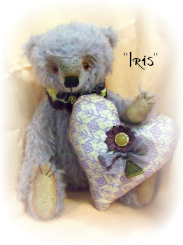 """Iris"" is now in my Etsy shop!"