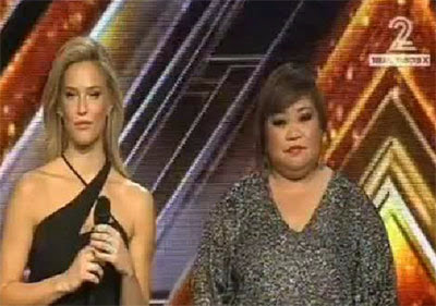 Pinay caregiver is X Factor Israel winner