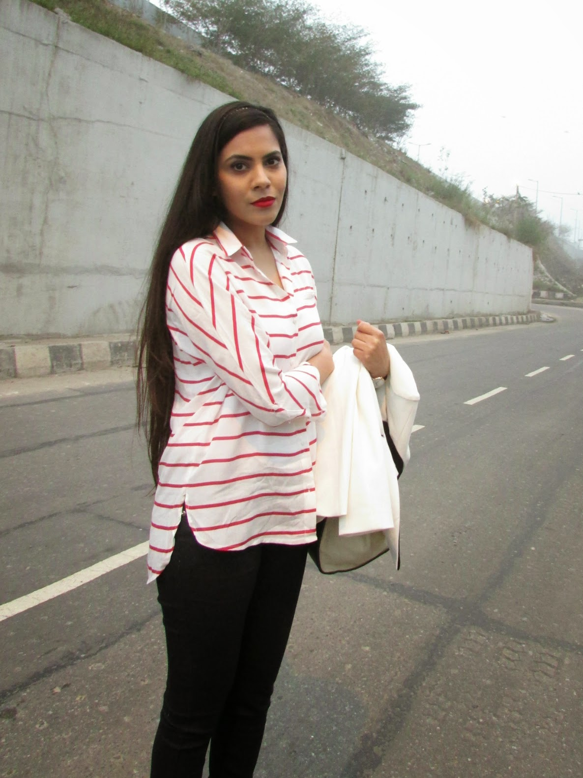 Slouchy Striped Button Down Shirt,strips, loose shirt, strip shirt online, red white strip shirt, oasap, winter ootd, indianfashion bloggger, indian beauty blogger, how to style strips, how to style loose shirts, statement necklace, cheap statement necklace, silver necklace , oasap, oasap review, coins necklace, cheap  coins necklace online, Antique Copper Coin Bib Necklace, fashion,winter coat, tweed coat, oasap. fashion, warm winter coat, cheap overcoat, warm coat on sale, gray coat, Oversized Lapels Tweed Coat, winter essentials, winter, oasap sale, bags , bags top , fun prints top , fun printed top , summer printed top , spring printed top , printed top for summers , printed top for spring ,vintage , Floral , vintage shirt , bracelet , pearls , braid , elegant , chic,Statement necklace, necklace, statement necklaces, big necklace, heavy necklaces , gold necklace, silver necklace, silver statement necklace, gold statement necklace, studded statement necklace , studded necklace, stone studded necklace, stone necklace, stove studded statement necklace, stone statement necklace, stone studded gold statement necklace, stone studded silver statement necklace, black stone necklace, black stone studded statement necklace, black stone necklace, black stone statement necklace, neon statement necklace, neon stone statement necklace, black and silver necklace, black and gold necklace, blank and silver statement necklace, black and gold statement necklace, silver jewellery, gold jewellery, stove jewellery, stone studded jewellery, imitation jewellery, artificial jewellery, junk jewellery, cheap jewellery ,oasap Statement necklace, oasap necklace, oasap statement necklaces,oasap big necklace, oasap heavy necklaces , oasap gold necklace, oasap silver necklace, oasap silver statement necklace,oasap gold statement necklace, oasap studded statement necklace , oasap studded necklace, oasap stone studded necklace, oasap stone necklace, oasap stove studded statement necklace, oasap stone statement necklace, oasap stone studded gold statement necklace, oasap stone studded silver statement necklace, oasap black stone necklace, oasap black stone studded statement necklace, oasap black stone necklace, oasap black stone statement necklace, oasap neon statement necklace, oasap neon stone statement necklace, oasap black and silver necklace, oasap black and gold necklace, oasap black  and silver statement necklace, oasap black and gold statement necklace, silver jewellery, oasap gold jewellery, oasap stove jewellery, oasap stone studded jewellery, oasap imitation jewellery, oasap artificial jewellery, oasap junk jewellery, oasap cheap jewellery ,Cheap Statement necklace, Cheap necklace, Cheap statement necklaces,Cheap big necklace, Cheap heavy necklaces , Cheap gold necklace, Cheap silver necklace, Cheap silver statement necklace,Cheap gold statement necklace, Cheap studded statement necklace , Cheap studded necklace, Cheap stone studded necklace, Cheap stone necklace, Cheap stove studded statement necklace, Cheap stone statement necklace, Cheap stone studded gold statement necklace, Cheap stone studded silver statement necklace, Cheap black stone necklace, Cheap black stone studded statement necklace, Cheap black stone necklace, Cheap black stone statement necklace, Cheap neon statement necklace, Cheap neon stone statement necklace, Cheap black and silver necklace, Cheap black and gold necklace, Cheap black  and silver statement necklace, Cheap black and gold statement necklace, silver jewellery, Cheap gold jewellery, Cheap stove jewellery, Cheap stone studded jewellery, Cheap imitation jewellery, Cheap artificial jewellery, Cheap junk jewellery, Cheap cheap jewellery , Black pullover, black and grey pullover, black and white pullover, back cutout, back cutout pullover, back cutout sweater, back cutout jacket, back cutout top, back cutout tee, back cutout tee shirt, back cutout shirt, back cutout dress, back cutout trend, back cutout summer dress, back cutout spring dress, back cutout winter dress, High low pullover, High low sweater, High low jacket, High low top, High low tee, High low tee shirt, High low shirt, High low dress, High low trend, High low summer dress, High low spring dress, High low winter dress, oasap Black pullover, oasap black and grey pullover, oasap black and white pullover, oasap back cutout, oasap back cutout pullover, oasap back cutout sweater, oasap back cutout jacket, oasap back cutout top, oasap back cutout tee, oasap back cutout tee shirt, oasap back cutout shirt, oasap back cutout dress, oasap back cutout trend, oasap back cutout summer dress, oasap back cutout spring dress, oasap back cutout winter dress, oasap High low pullover, oasap High low sweater, oasap High low jacket, oasap High low top, oasap High low tee, oasap High low tee shirt, oasap High low shirt, oasap High low dress, oasap High low trend, oasap High low summer dress, oasap High low spring dress, oasap High low winter dress, Cropped, cropped tee,cropped tee shirt , cropped shirt, cropped sweater, cropped pullover, cropped cardigan, cropped top, cropped tank top, Cheap Cropped, cheap cropped tee,cheap cropped tee shirt ,cheap  cropped shirt, cheap cropped sweater, cheap cropped pullover, cheap cropped cardigan,cheap  cropped top, cheap cropped tank top, oasap Cropped, oasap cropped tee, oasap cropped tee shirt , oasap cropped shirt, oasap cropped sweater, oasap cropped pullover, oasap cropped cardigan, oasap cropped top, oasap cropped tank top, Winter Cropped, winter cropped tee, winter cropped tee shirt , winter cropped shirt, winter cropped sweater, winter cropped pullover, winter cropped cardigan, winter cropped top, winter cropped tank top,Leggings, winter leggings, warm leggings, winter warm leggings, fall leggings, fall warm leggings, tights, warm tights, winter tights, winter warm tights, fall tights, fall warm tights, oasap leggings, oasap tights, oasap warm leggings, oasap warm tights, oasap winter warm tights, oasap fall warm tights, woollen tights , woollen leggings, oasap woollen tights, oasap woollen leggings, woollen bottoms, oasap woollen bottoms, oasap woollen pants , woollen pants,  Christmas , Christmas leggings, Christmas tights, oasap Christmas, oasap Christmas clothes, clothes for Christmas , oasap Christmas leggings, oasap Christmas tights, oasap warm Christmas leggings, oasap warm Christmas  tights, oasap snowflake leggings, snowflake leggings, snowflake tights, oasap rain deer tights, oasap rain deer leggings, ugly Christmas sweater, Christmas tree, Christmas clothes, Santa clause,Wishlist, clothes wishlist, oasap wishlist, oasap, oasap.com, oasap.com wishlist, autumn wishlist,autumn oasap wishlist, autumn clothes wishlist, autumn shoes wishlist, autumn bags wishlist, autumn boots wishlist, autumn pullovers wishlist, autumn cardigans wishlist, autymn coats wishlist, persunmall clothes wishlist, oasap bags wishlist, oasap bags wishlist, oasap boots wishlist, oasap pullover wishlist, oasap cardigans wishlist, oasap autum clothes wishlist, winter clothes, wibter clothes wishlist, winter wishlist, wibter pullover wishlist, winter bags wishlist, winter boots wishlist, winter cardigans wishlist, winter leggings wishlist, oasap winter clothes, oasap autumn clothes, oasap winter collection, oasap autumn collection,Cheap clothes online,cheap dresses online, cheap jumpsuites online, cheap leggings online, cheap shoes online, cheap wedges online , cheap skirts online, cheap jewellery online, cheap jackets online, cheap jeans online, cheap maxi online, cheap makeup online, cheap cardigans online, cheap accessories online, cheap coats online,cheap brushes online,cheap tops online, chines clothes online, Chinese clothes,Chinese jewellery ,Chinese jewellery online,Chinese heels online,Chinese electronics online,Chinese garments,Chinese garments online,Chinese products,Chinese products online,Chinese accessories online,Chinese inline clothing shop,Chinese online shop,Chinese online shoes shop,Chinese online jewellery shop,Chinese cheap clothes online,Chinese  clothes shop online, korean online shop,korean garments,korean makeup,korean makeup shop,korean makeup online,korean online clothes,korean online shop,korean clothes shop online,korean dresses online,korean dresses online,cheap Chinese clothes,cheap korean clothes,cheap Chinese makeup,cheap korean makeup,cheap korean shopping ,cheap Chinese shopping,cheap Chinese online shopping,cheap korean online shopping,cheap Chinese shopping website,cheap korean shopping website, cheap online shopping,online shopping,how to shop online ,how to shop clothes online,how to shop shoes online,how to shop jewellery online,how to shop mens clothes online, mens shopping online,boys shopping online,boys jewellery online,mens online shopping,mens online shopping website,best Chinese shopping website, Chinese online shopping website for men,best online shopping website for women,best korean online shopping,best korean online shopping website,korean fashion,korean fashion for women,korean fashion for men,korean fashion for girls,korean fashion for boys,best chinese online shopping,best chinese shopping website,best chinese online shopping website,wholesale chinese shopping website,wholesale shopping website,chinese wholesale shopping online,chinese wholesale shopping, chinese online shopping on wholesale prices, clothes on wholesale prices,cholthes on wholesake prices,clothes online on wholesales prices,online shopping, online clothes shopping, online jewelry shopping,how to shop online, how to shop clothes online, how to shop earrings online, how to shop,skirts online, dresses online,jeans online, shorts online, tops online, blouses online,shop tops online, shop blouses online, shop skirts online, shop dresses online, shop botoms online, shop summer dresses online, shop bracelets online, shop earrings online, shop necklace online, shop rings online, shop highy low skirts online, shop sexy dresses onle, men's clothes online, men's shirts online,men's jeans online, mens.s jackets online, mens sweaters online, mens clothes, winter coats online, sweaters online, cardigens online,beauty , fashion,beauty and fashion,beauty blog, fashion blog , indian beauty blog,indian fashion blog, beauty and fashion blog, indian beauty and fashion blog, indian bloggers, indian beauty bloggers, indian fashion bloggers,indian bloggers online, top 10 indian bloggers, top indian bloggers,top 10 fashion bloggers, indian bloggers on blogspot,home remedies, how to,oasap online shopping,oasap online shopping review,oasap.com review,oasap online clothing store,oasap online chinese store,oasap online shopping,oasap site review,oasap.com site review, oasap Chines fashion, persunmall , oasap.com, oasap clothing, oasap dresses, oasap shoes, oasap accessories,oasap men cloths ,oasap makeup, oasap helth products,oasap Chinese online shopping, oasap Chinese store, oasap online chinese shopping, oasap lchinese shopping online,oasap, oasap dresses, oasap clothes, oasap garments, oasap clothes, oasap skirts, oasap pants, oasap tops, oasap cardigans, oasap leggings, oasap fashion , oasap clothes fashion, oasap footwear, oasap fashion footwear, oasap jewellery, oasap fashion jewellery, oasap rings, oasap necklace, oasap bracelets, oasap earings,Autumn, fashion, oasap, wishlist,Winter,fall, fall abd winter, winter clothes , fall clothes, fall and winter clothes, fall jacket, winter jacket, fall and winter jacket, fall blazer, winter blazer, fall and winter blazer, fall coat , winter coat, falland winter coat, fall coverup, winter coverup, fall and winter coverup, outerwear, coat , jacket, blazer, fall outerwear, winter outerwear, fall and winter outerwear, woolen clothes, wollen coat, woolen blazer, woolen jacket, woolen outerwear, warm outerwear, warm jacket, warm coat, warm blazer, warm sweater, coat , white coat, white blazer, white coat, white woolen blazer, white coverup, white woolens,oasap online shopping review,oasap.com review,oasap online clothing store,oasap online chinese store,oasap online shopping,oasap site review,oasap.com site review, oasap Chines fashion, oasap , oasap.com, oasap clothing, oasap dresses, oasap shoes, oasap accessories,oasap men cloths ,oasap makeup, oasap helth products,oasap Chinese online shopping, oasap Chinese store, oasap online chinese shopping, oasap chinese shopping online,oasap, oasap dresses, oasap clothes, oasap garments, oasap clothes, oasap skirts, persunmall pants, oasap tops, oasap cardigans, oasap leggings, oasap fashion , oasap clothes fashion, oasap footwear, oasap fashion footwear, oasap jewellery, oasap fashion jewellery, oasap rings, oasap necklace, oasap bracelets, oasap earings,latest fashion trends online, online shopping, online shopping in india, online shopping in india from america, best online shopping store , best fashion clothing store, best online fashion clothing store, best online jewellery store, best online footwear store, best online store, beat online store for clothes, best online store for footwear, best online store for jewellery, best online store for dresses, worldwide shipping free, free shipping worldwide, online store with free shipping worldwide,best online store with worldwide shipping free,low shipping cost, low shipping cost for shipping to india, low shipping cost for shipping to asia, low shipping cost for shipping to korea,Friendship day , friendship's day, happy friendship's day, friendship day outfit, friendship's day outfit, how to wear floral shorts, floral shorts, styling floral shorts, how to style floral shorts, how to wear shorts, how to style shorts, how to style style denim shorts, how to wear denim shorts,how to wear printed shorts, how to style printed shorts, printed shorts, denim shorts, how to style black shorts, how to wear black shorts, how to wear black shorts with black T-shirts, how to wear black T-shirt, how to style a black T-shirt, how to wear a plain black T-shirt, how to style black T-shirt,how to wear shorts and T-shirt, what to wear with floral shorts, what to wear with black floral shorts,how to wear all black outfit, what to wear on friendship day, what to wear on a date, what to wear on a lunch date, what to wear on lunch, what to wear to a friends house, what to wear on a friends get together, what to wear on friends coffee date , what to wear for coffee,beauty,Pink, pink pullover, pink sweater, pink jumpsuit, pink sweatshirt, neon pink, neon pink sweater, neon pink pullover, neon pink jumpsuit , neon pink cardigan, cardigan , pink cardigan, sweater, jumper, jumpsuit, pink jumper, neon pink jumper, pink jacket, neon pink jacket, winter clothes, oversized coat, oversized winter clothes, oversized pink coat, oversized coat, oversized jacket, oasap pink, oasap pink sweater, oasap pink jacket, oasap pink cardigan, oasap pink coat, oasap pink jumper, oasap neon pink, oasap neon pink jacket, oasap neon pink coat, oasap neon pink sweater, oasap neon pink jumper, oasap neon pink pullover, pink pullover, neon pink pullover,fur,furcoat,furjacket,furblazer,fur pullover,fur cardigan,front open fur coat,front open fur jacket,front open fur blazer,front open fur pullover,front open fur cardigan,real fur, real fur coat,real fur jacket,real fur blazer,real fur pullover,real fur cardigan, soft fur,soft fur coat,soft fur jacket,soft furblazer,soft fur pullover,sof fur cardigan, white fur,white fur coat,white fur jacket,white fur blazer, white fur pullover, white fur cardigan,trench, trench coat, trench coat online, trench coat india, trench coat online India, trench cost price, trench coat price online, trench coat online price, cheap trench coat, cheap trench coat online, cheap trench coat india, cheap trench coat online India, cheap trench coat , Chinese trench coat, Chinese coat, cheap Chinese trench coat, Korean coat, Korean trench coat, British coat, British trench coat, British trench coat online, British trench coat online, New York trench coat, New York trench coat online, cheap new your trench coat, American trench coat, American trench coat online, cheap American trench coat, low price trench coat, low price trench coat online , low price trench coat online india, low price trench coat india, oasap trench, oasap trench coat, oasap trench coat online, oasap trench coat india, oasap trench coat online India, oasap trench cost price,oasap trench coat price online, oasap trench coat online price, oasap cheap trench coat, oasap cheap trench coat online, oasap cheap trench coat india, oasap cheap trench coat online India, oasap cheap trench coat , oasap Chinese trench coat, oasap Chinese coat, oasap cheap Chinese trench coat, oasap Korean coat, oasap Korean trench coat, oasap British coat, oasap British trench coat, oasap British trench coat online, oasap British trench coat online, oasap New York trench coat, oasap New York trench coat online, oasap cheap new your trench coat, oasap American trench coat, oasap American trench coat online, oasap cheap American trench coat, oasap low price trench coat, oasap low price trench coat online , oasap low price trench coat online india, oasap low price trench coat india, how to wear trench coat, how to wear trench, how to style trench coat, how to style coats, how to style long coats, how to style winter coats, how to style winter trench coats, how to style winter long coats, how to style warm coats, how to style beige coat, how to style beige long coat, how to style beige trench coat, how to style beige coat, beige coat, beige long coat, beige long coat, beige frock coat, beige double breasted coat, double breasted coat, how to style frock coat, how to style double breasted coat, how to wear beige trench coat,how to wear beige coat, how to wear beige long coat, how to wear beige frock coat, how to wear beige double button coat, how to wear beige double breat coat, double button coat, what us trench coat, uses of trench coat, what is frock coat, uses of frock coat, what is long coat, uses of long coat, what is double breat coat, uses of double breasted coat, what is bouton up coat, uses of button up coat, what is double button coat, uses of double button coat, velvet leggings, velvet tights, velvet bottoms, embroided velvet leggings, embroided velvet tights, pattern tights, velvet pattern tights, floral tights , floral velvet tights, velvet floral tights, embroided  velvet leggings, pattern leggings , velvet pattern leggings , floral leggings , floral velvet leggings, velvet floral leggings ,oasap velvet leggings, oasap velvet tights, oasap velvet bottoms,oasap embroided velvet leggings,oasap embroided velvet tights, oasap pattern tights, oasap velvet pattern tights, oasap floral tights , oasap floral velvet tights, oasap velvet floral tights, oasap embroided  velvet leggings, oasap pattern leggings , oasap velvet pattern leggings , oasap floral leggings ,oasap floral velvet leggings, oasap velvet floral leggings , free , giveaway , free clothes,Giveaway, giveaways,clothes giveaway, clothes giveaways, shoes giveaways, jewellery giveaway, jewellery giveaways, online clothes giveaway, online shoes giveaway, online jewellery giveaway, , clothes and shoes giveaway , clothes and jewellery giveaway, jewellery and shoes giveaway, online shoes and clothes giveaway,online jewellery and clothes giveaway, free clothes , beauty , fashion,beauty and fashion,beauty blog, fashion blog , indian beauty blog,indian fashion blog, beauty and fashion blog, indian beauty and fashion blog, indian bloggers, indian beauty bloggers, indian fashion bloggers,indian bloggers online, top 10 indian bloggers, top indian bloggers,top 10 fashion bloggers, indian bloggers on blogspot,home remedies, how to