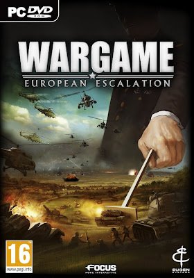 Wargame European Escalation pc strategie