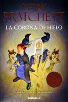 La Corona De Hielo BEST SELLER libro TERRY PRATCHETT