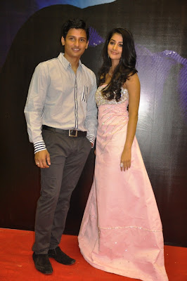 Jeeva and Pooja Hedge in Mugamoodi