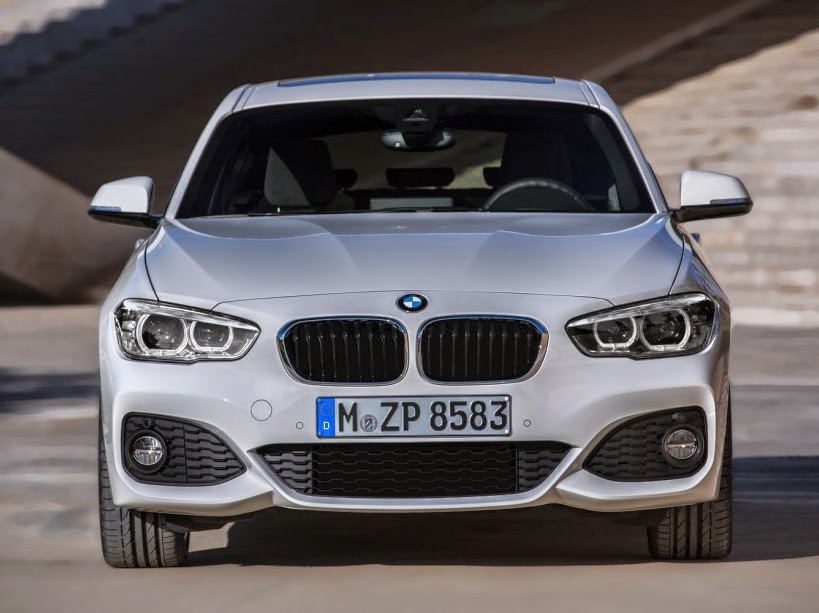 BMW 1 Series 3 Cylinders